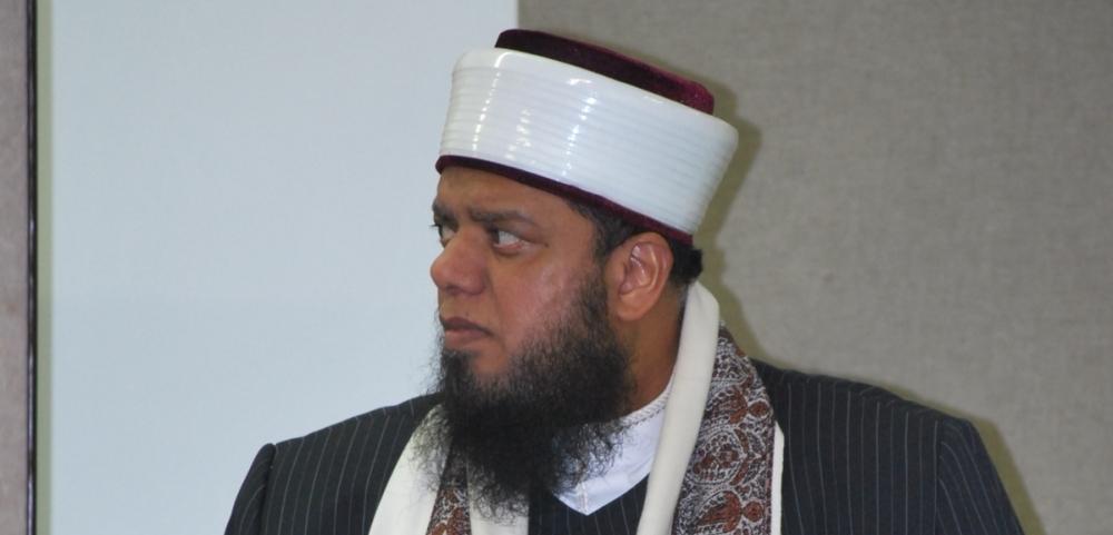 Shaykh Faisal Abdur Razak at Grand Mawlid Dec 31 2011